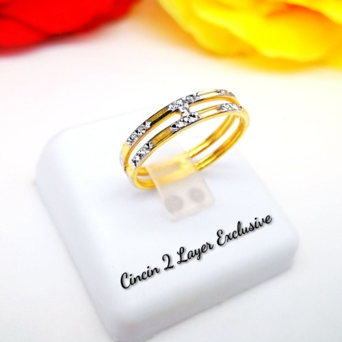 CINCIN 2 LAYER EXCLUSIVE